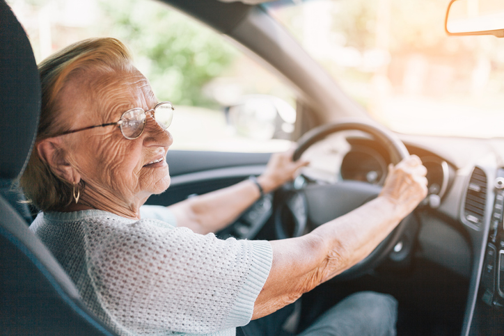 The AARP Driver Safety Update