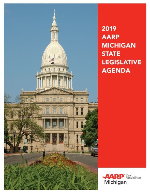 2019 AARP Michigan State Legislative Agenda