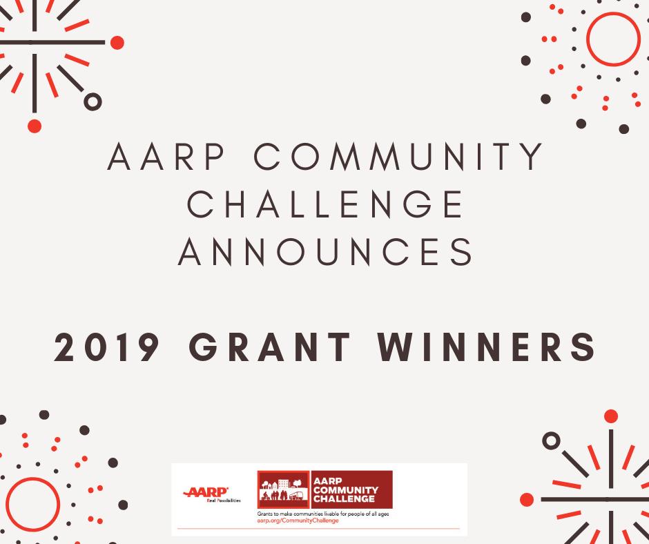Sheridan, Jackson Receive Community Challenge Grants