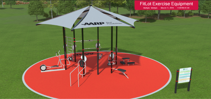 AARP Breaks Ground on New Fitness Park in Hagerstown, to Commemorate 60th Anniversary
