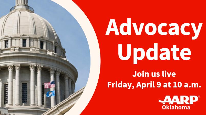 OK April 9 Advocacy Update