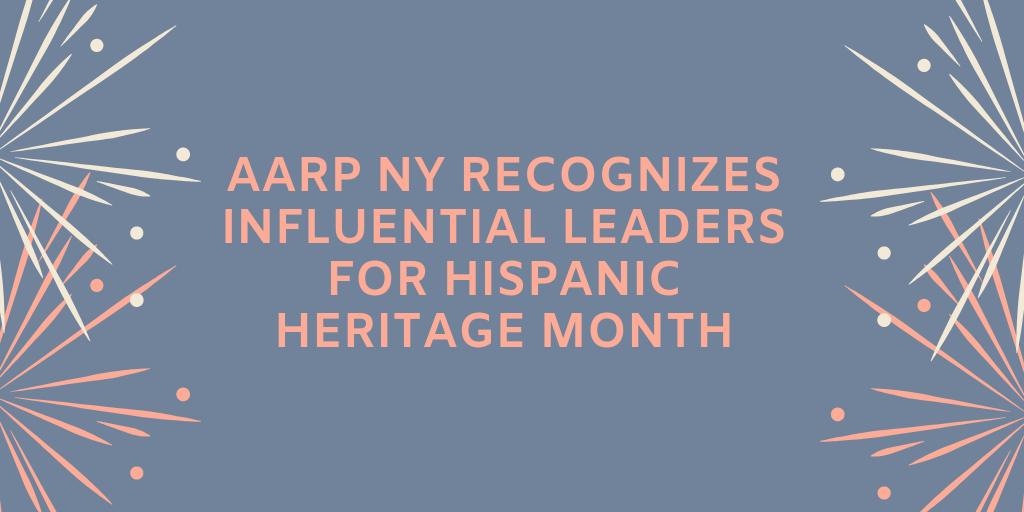 Líderes influyentes perfilados para el mes de la herencia hispana