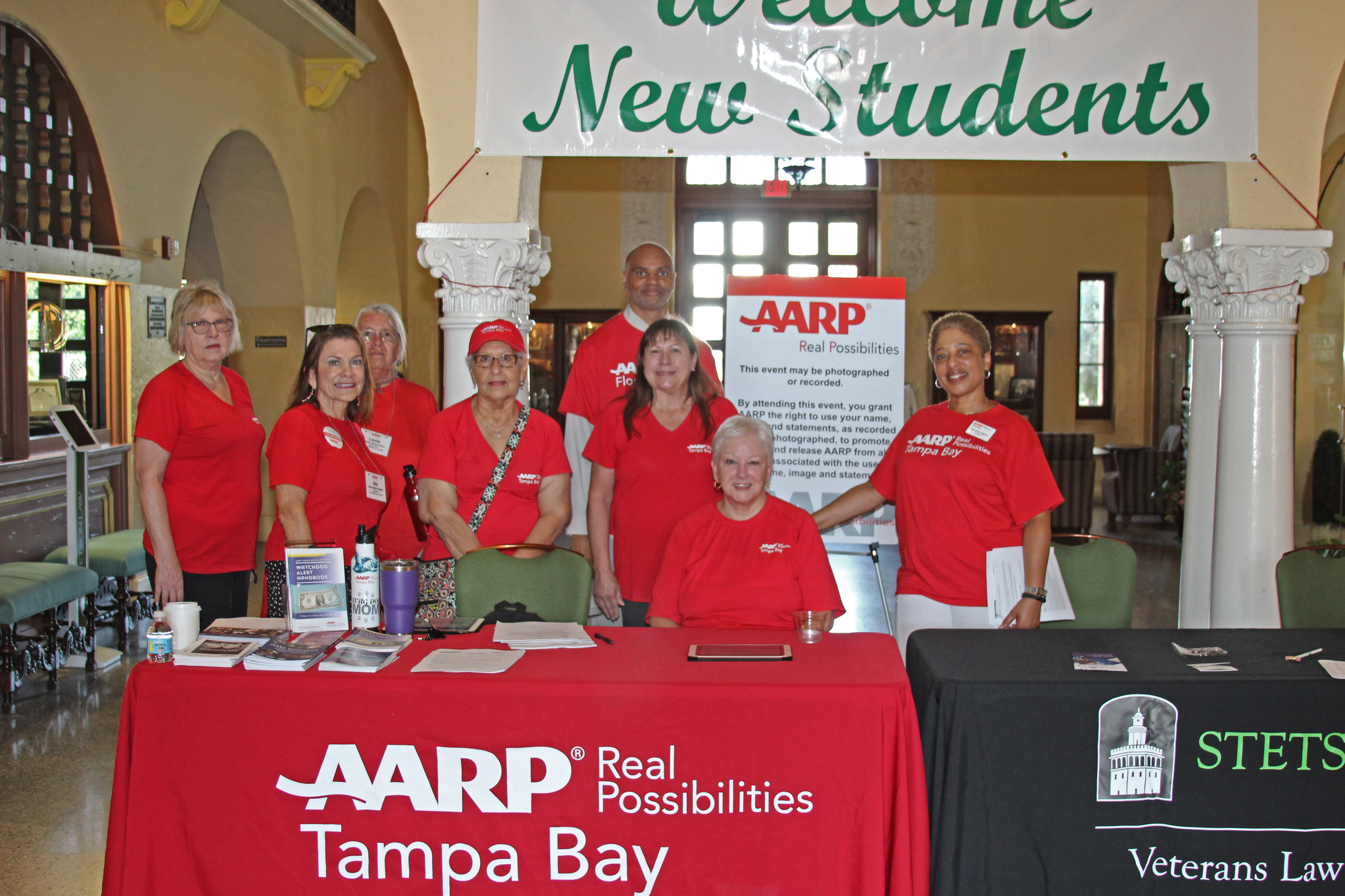 AARP Tampa Bay Team