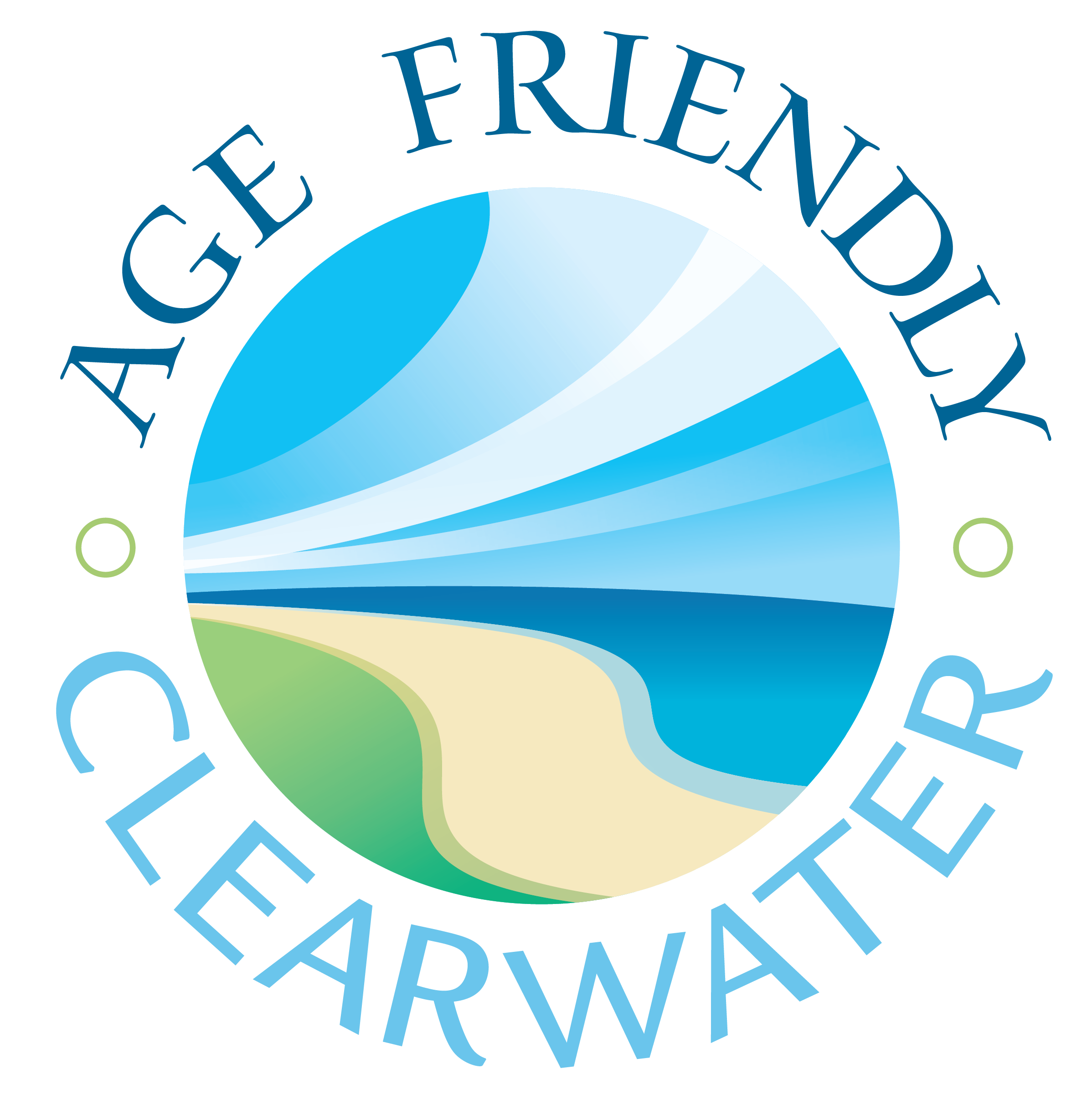 Age Friendly Clearwater Logo