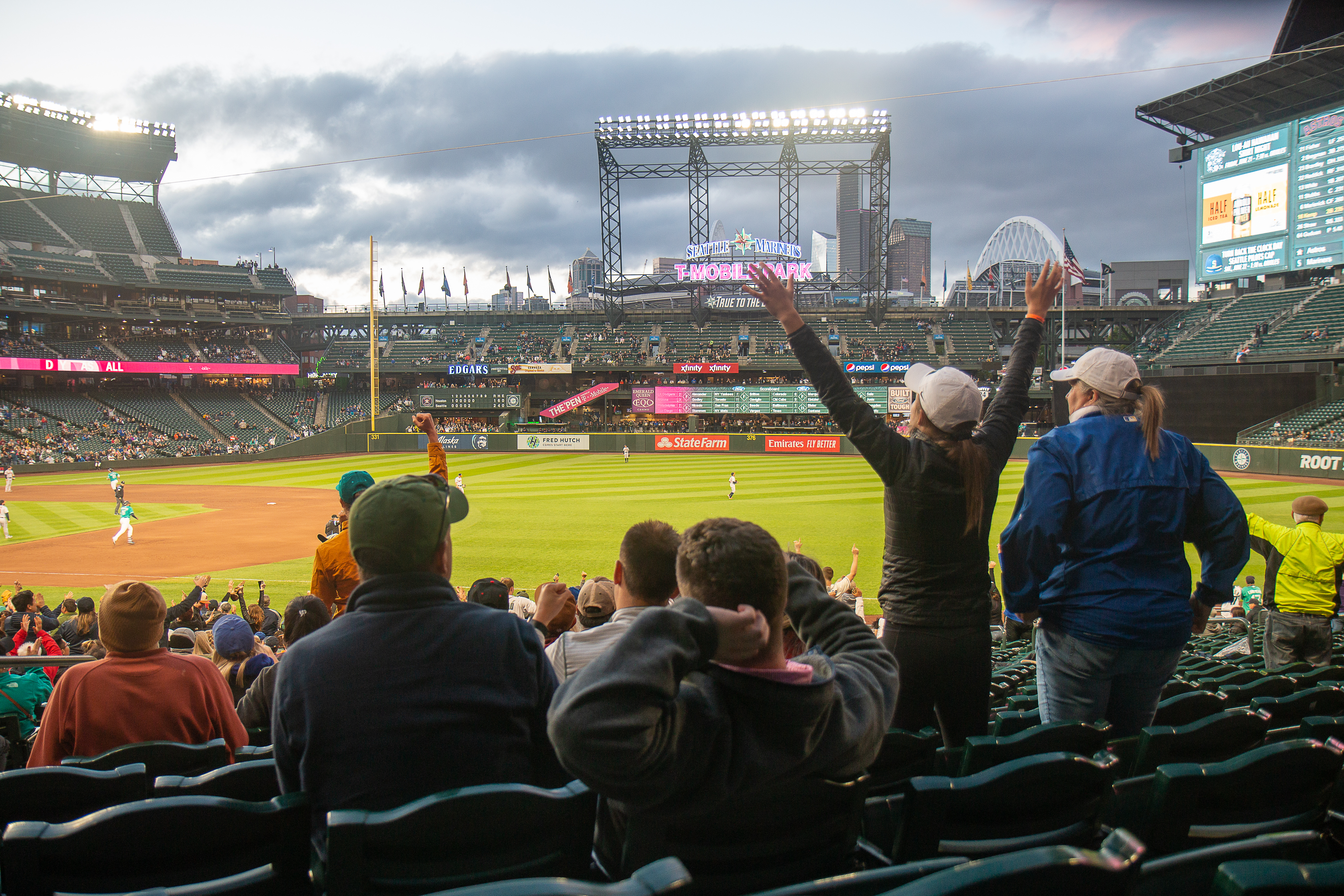 Catch a Ballgame with AARP and the Seattle Mariners