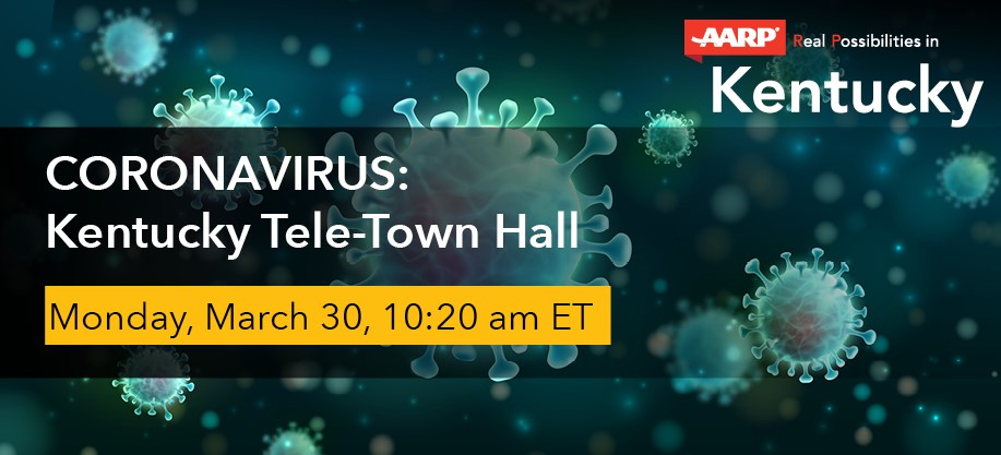 Kentucky Tele-Town Hall Monday, March 30