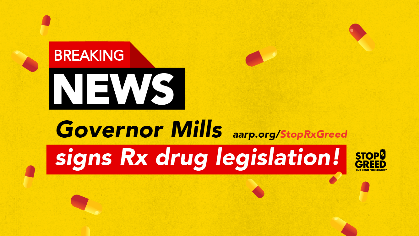 Maine Passes Legislation to Lower the Cost of Prescription Drugs