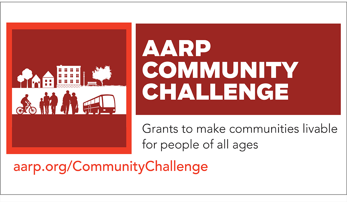 Four Minnesota Communities Awarded AARP Community Challenge Grants