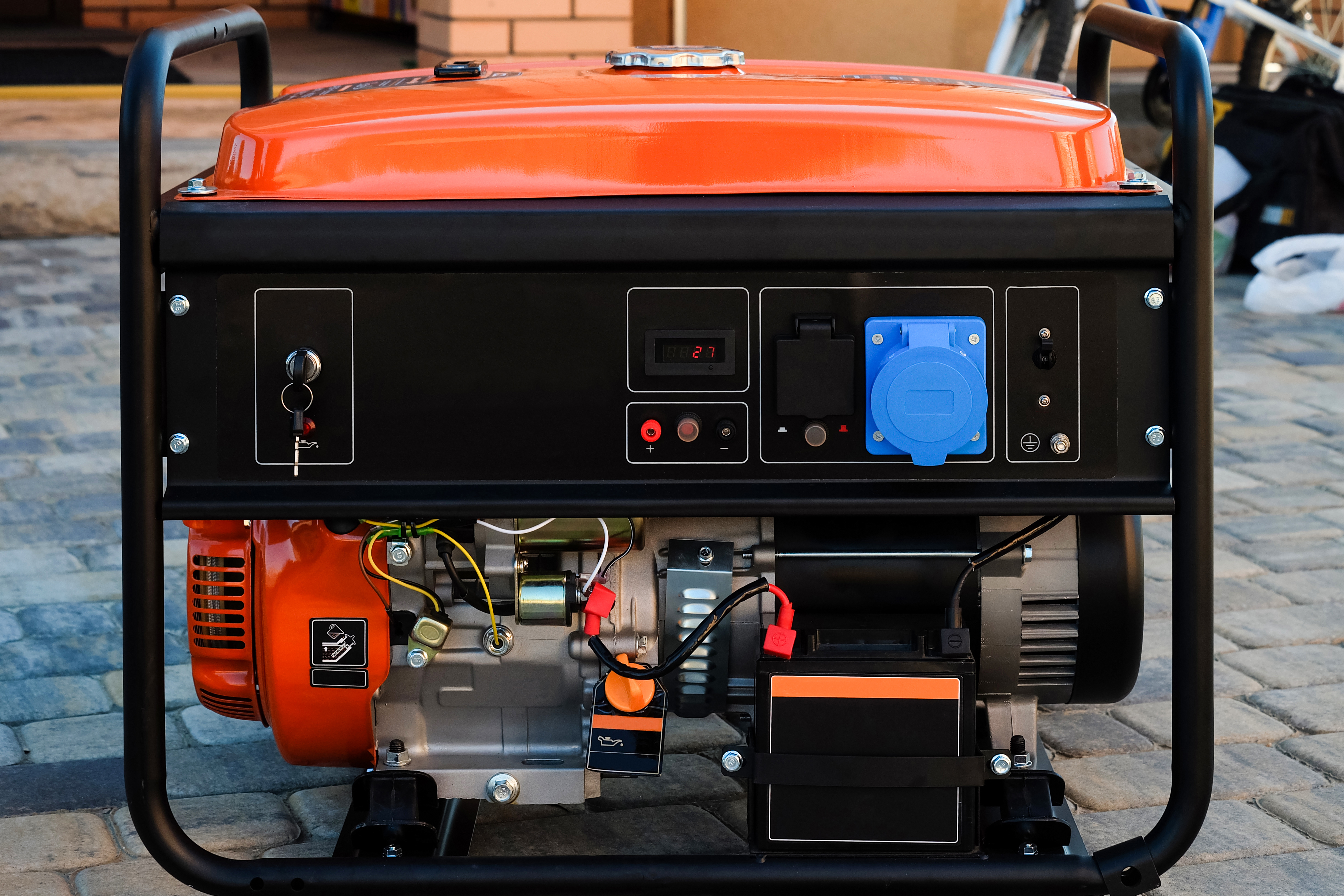 Generator, Chainsaw Storage Tips to Ensure Usage After a Storm Hits