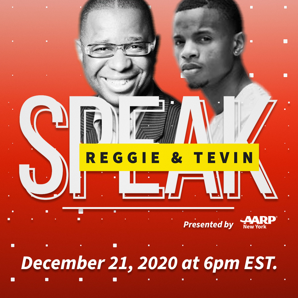 """Reggie & Tevin Speak"""