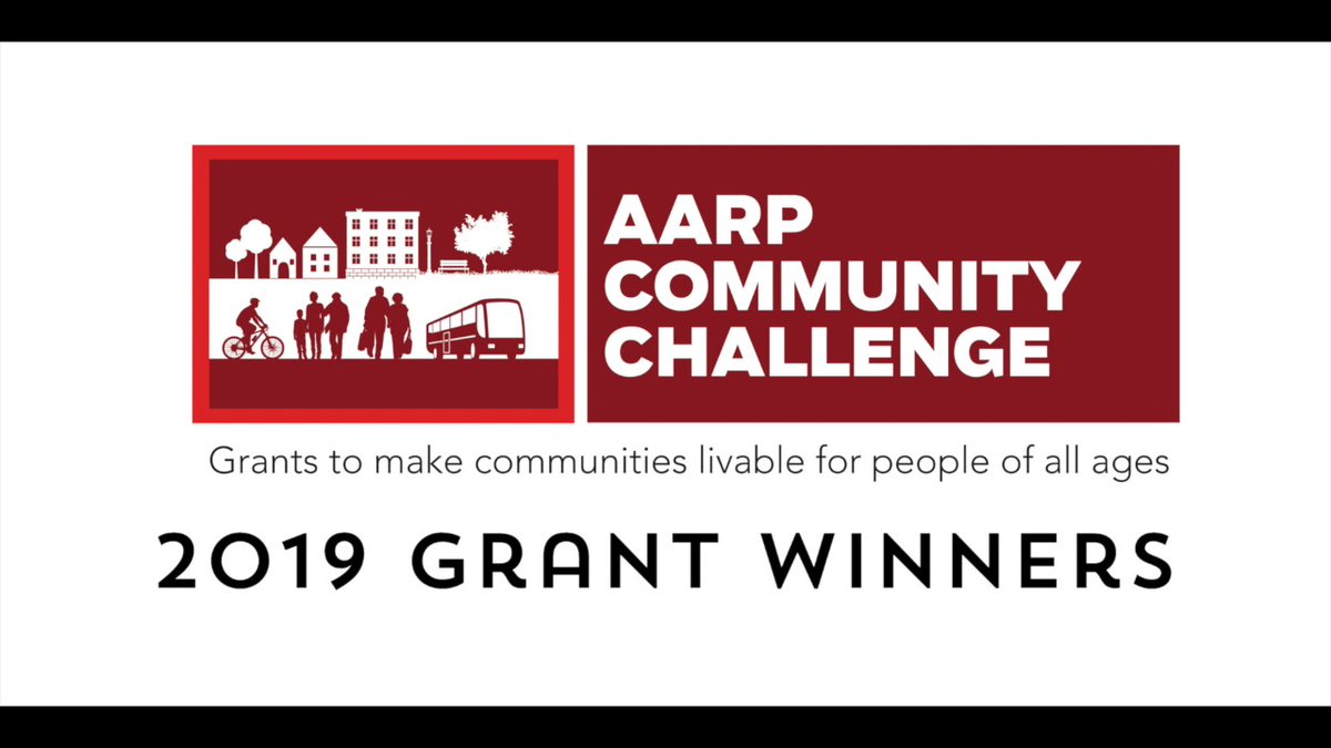 Three Montana Winners Among Awardees of AARP Community Challenge Grants