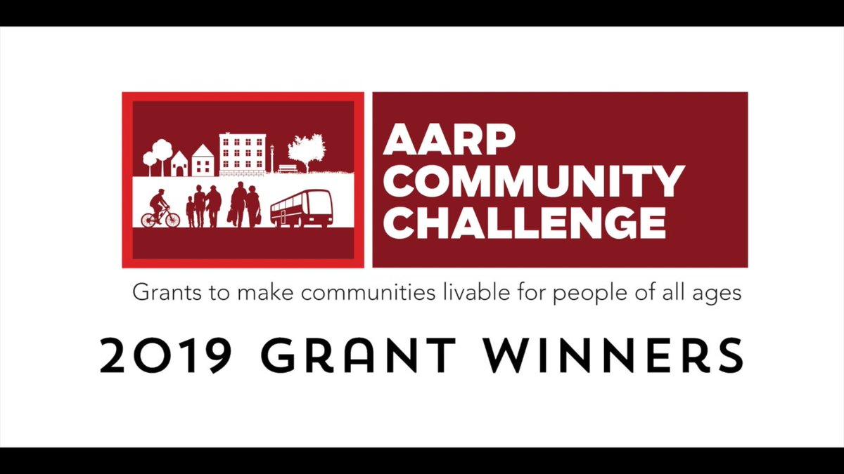 Three Montana Winners Among Awardees of AARP Community Challenge Grants
