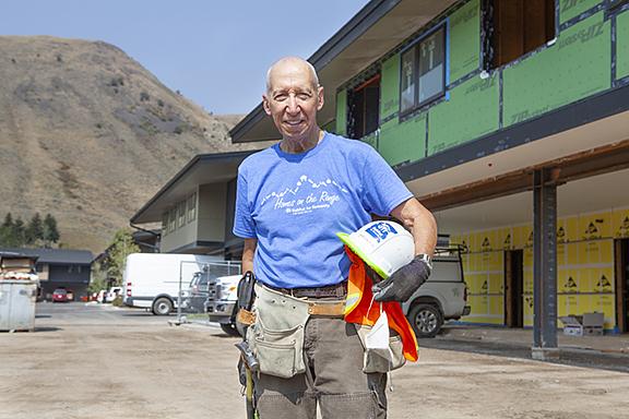 Don Cushman, AARP Andrus Award Winner