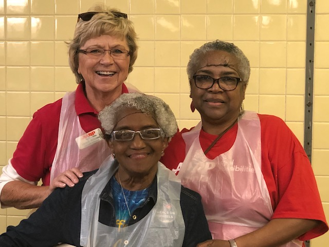 Roanoke's Let's Do Lunch—A Roaring Success with the Help of AARP Volunteers