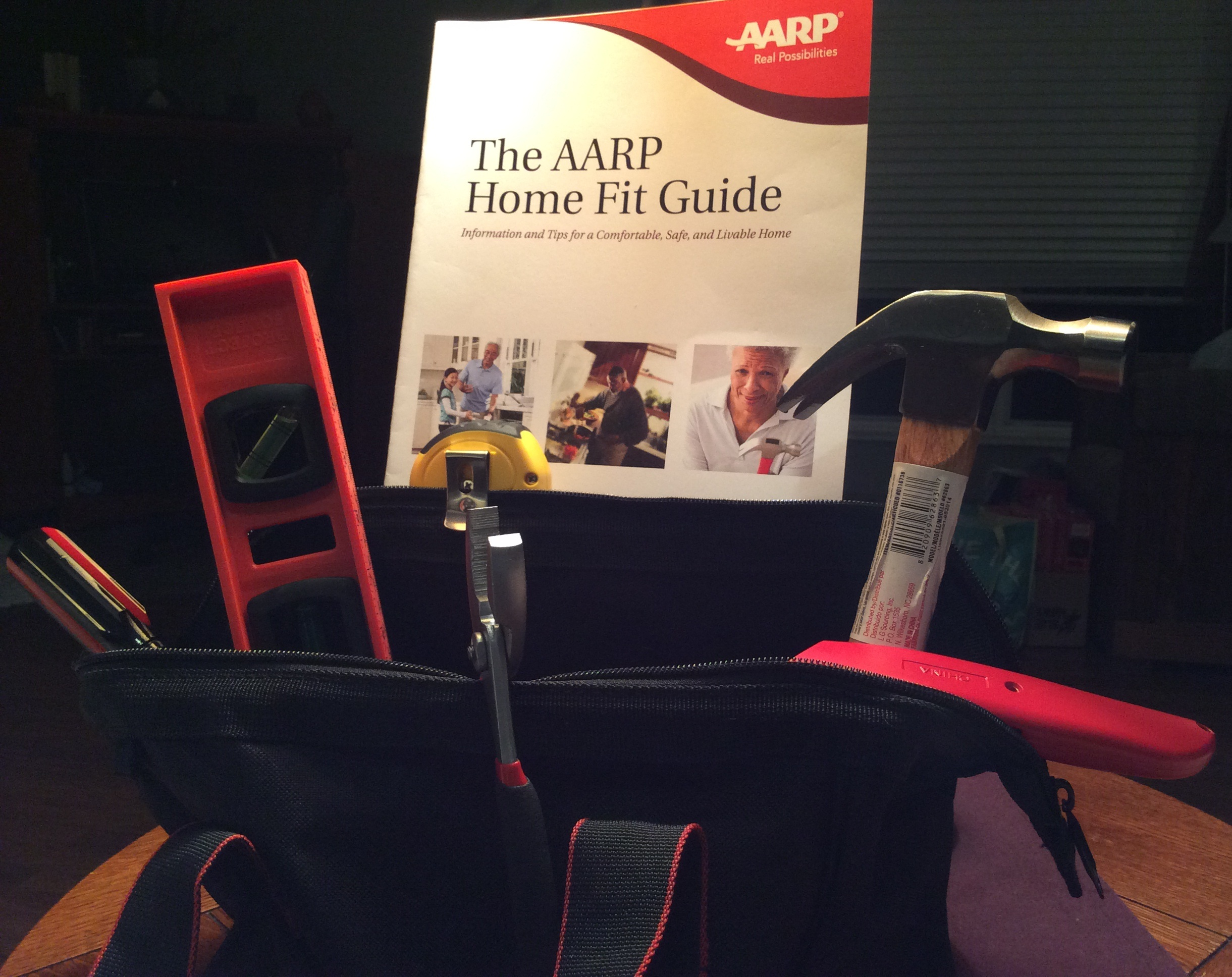 Visit the AARP Booth at the Builders Home & Remodeling Show in St. Charles