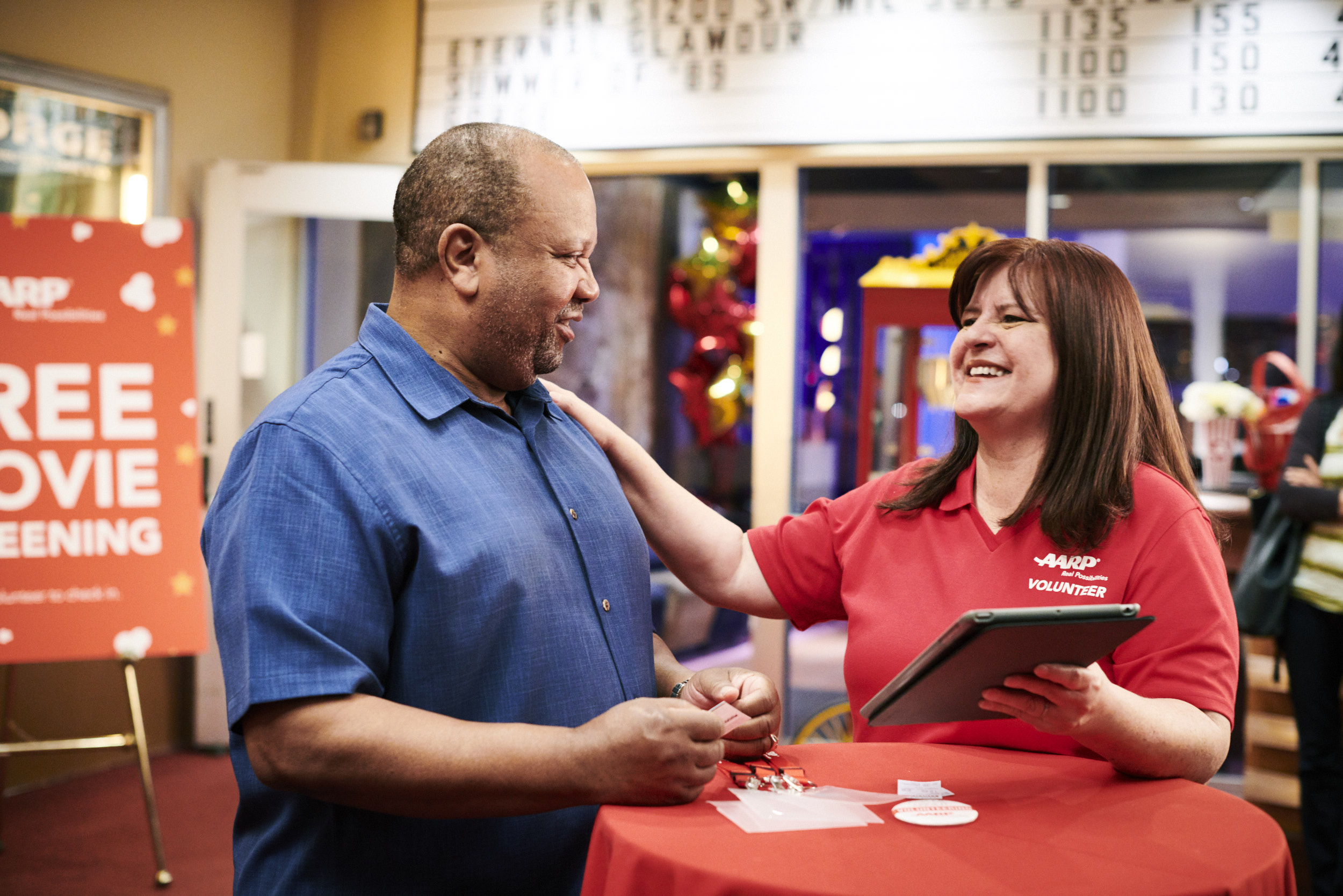 Looking to Make a Difference? Join the AARP Tampa Bay Team of Volunteers!