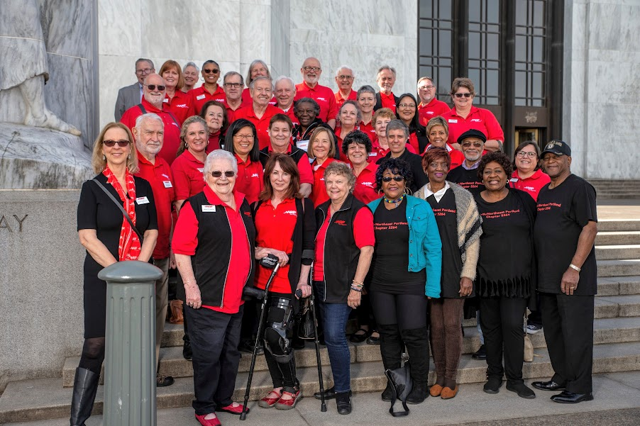 AARP Oregon Celebrates Legislative Victories