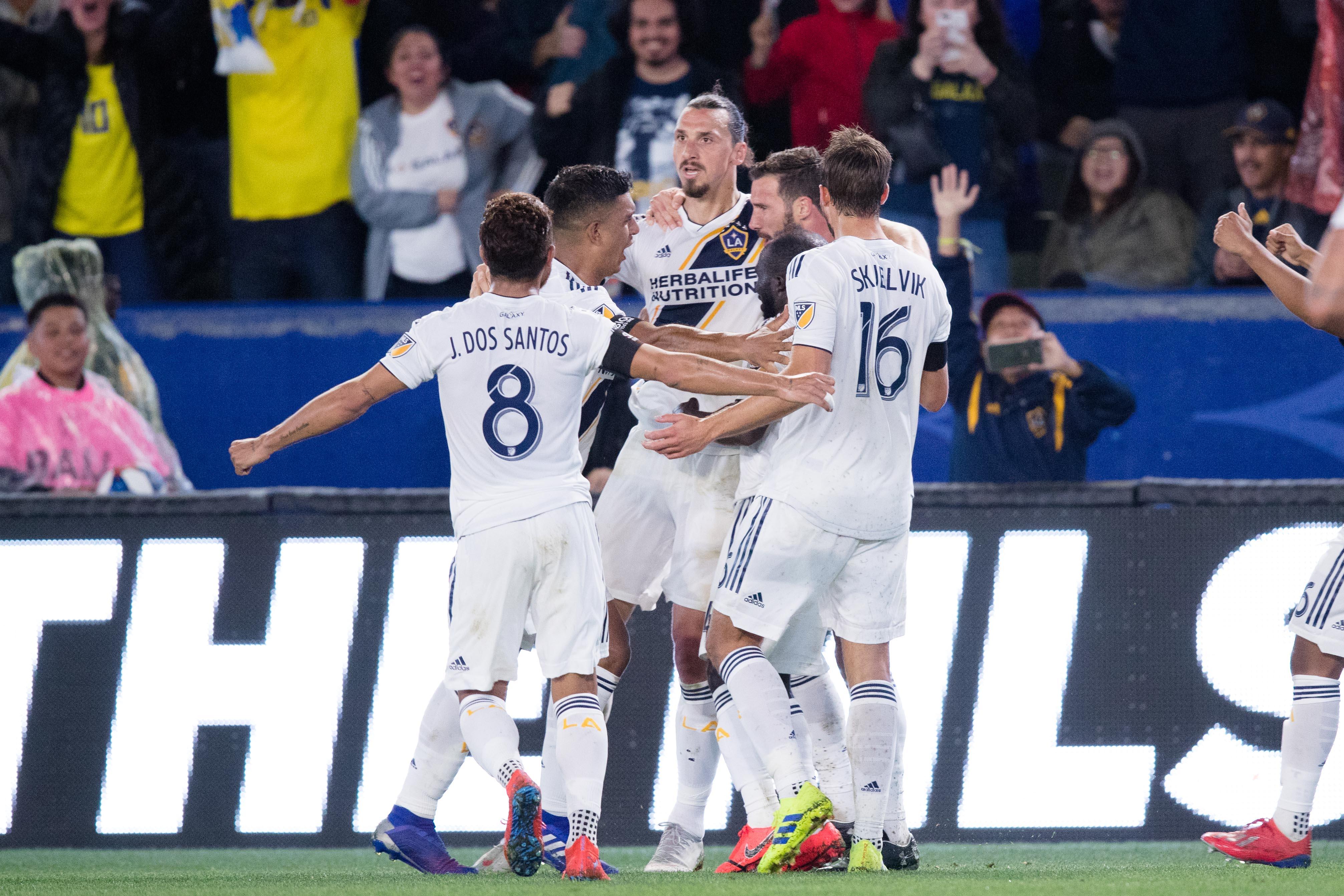 2019 Season: LA Galaxy Game