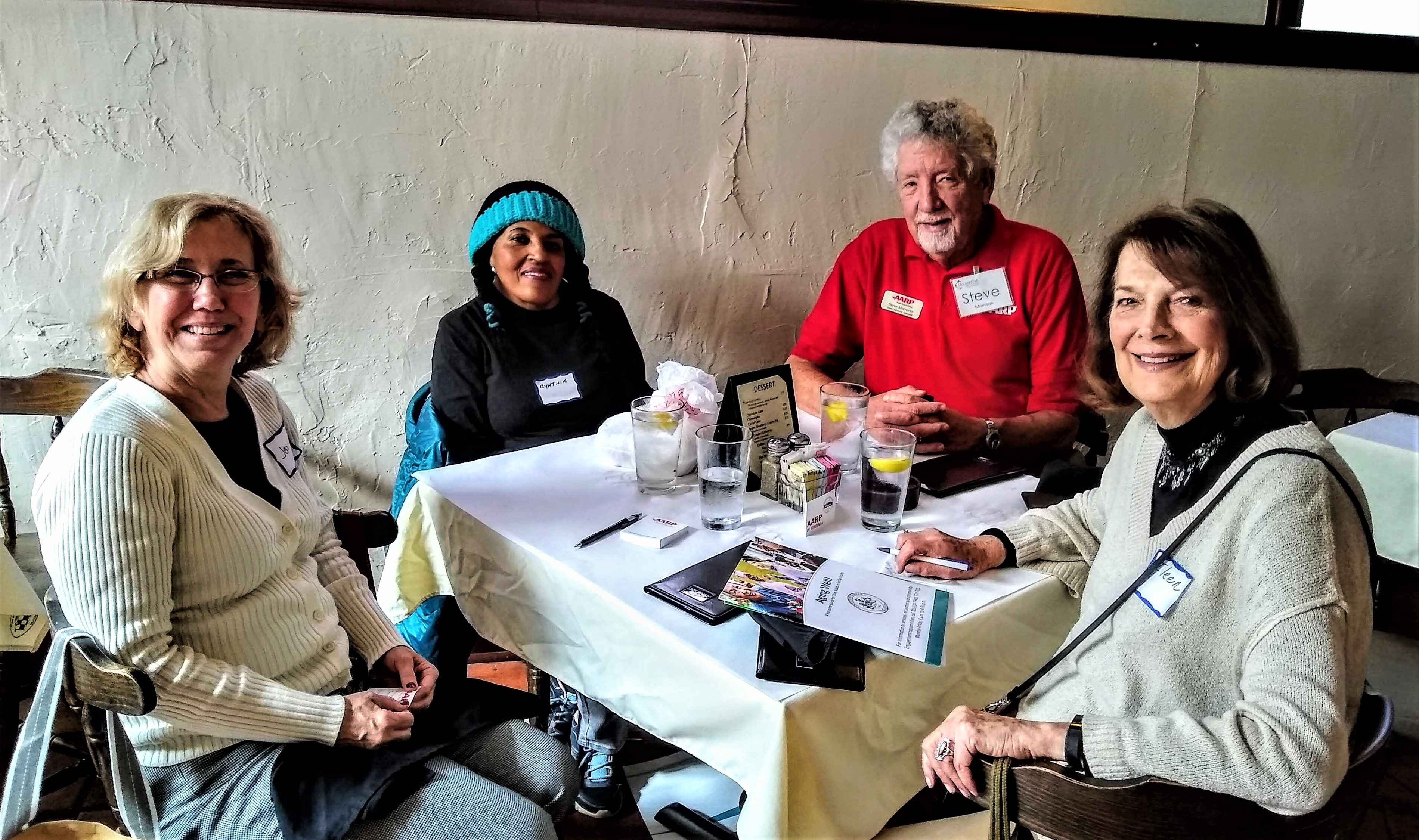 Lunch Group Offers a Chance to Socialize