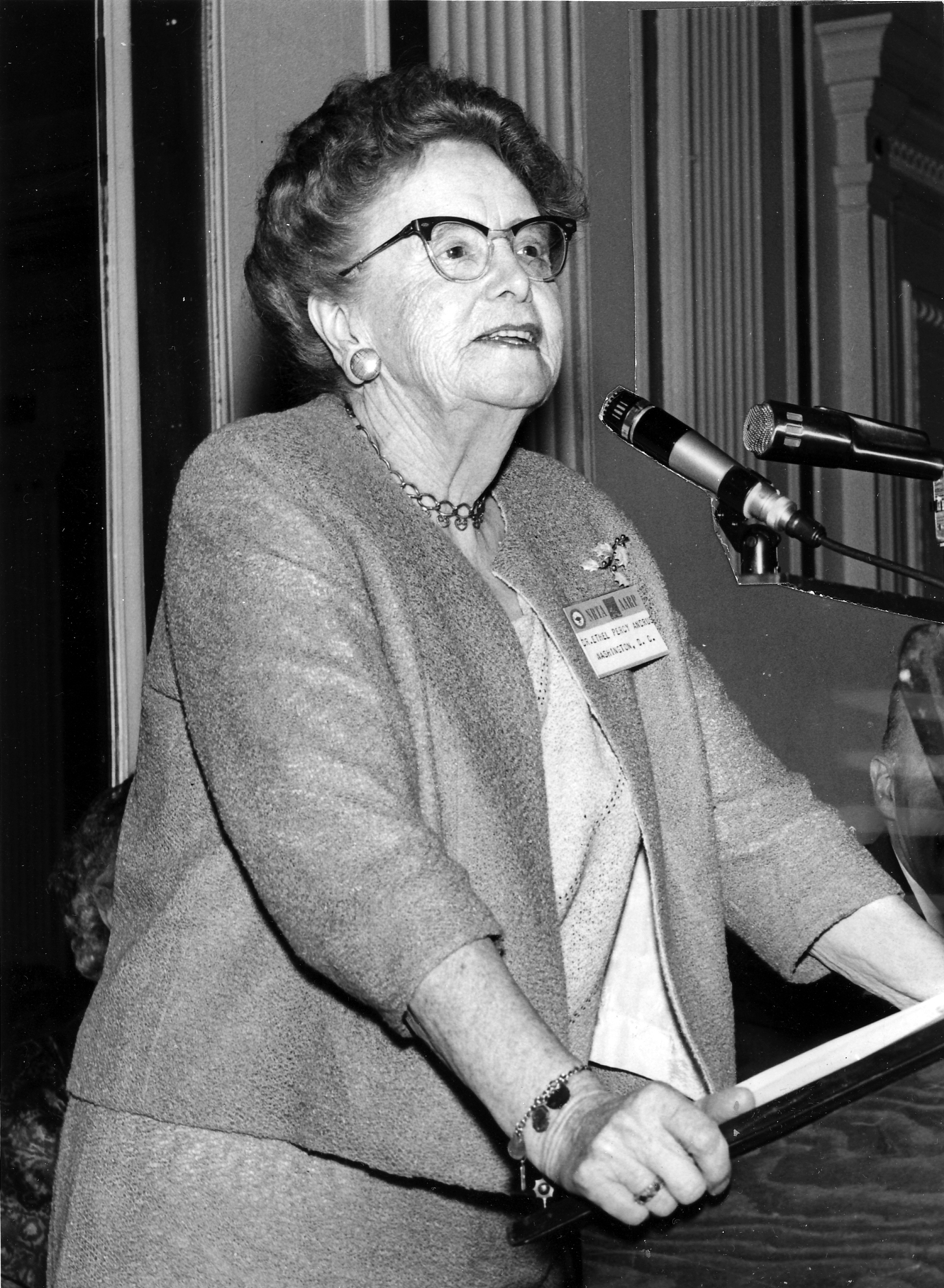 AARP Began With One Visionary Woman