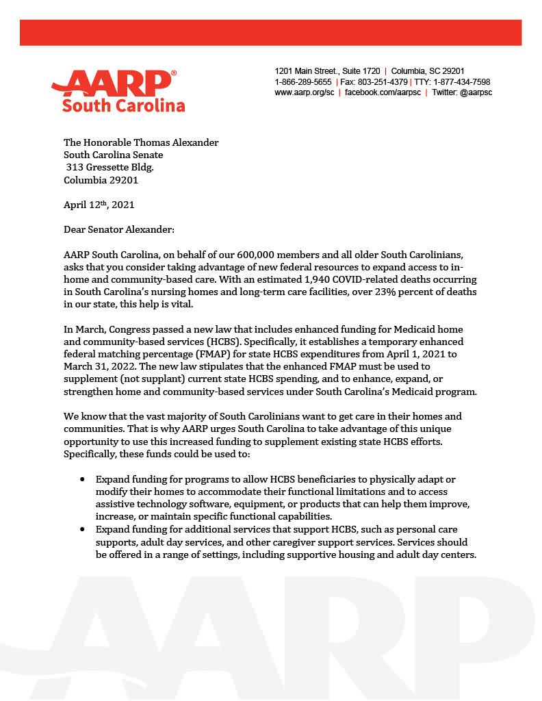 SC STATE HCBS letter to Sen Alexander1024_1.jpg