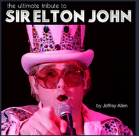 Tribute to Sir Elton John at The Palace