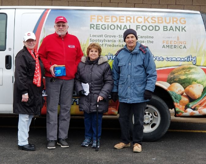 AARP Virginia Statewide Community Food Drive Campaign to Begin in September