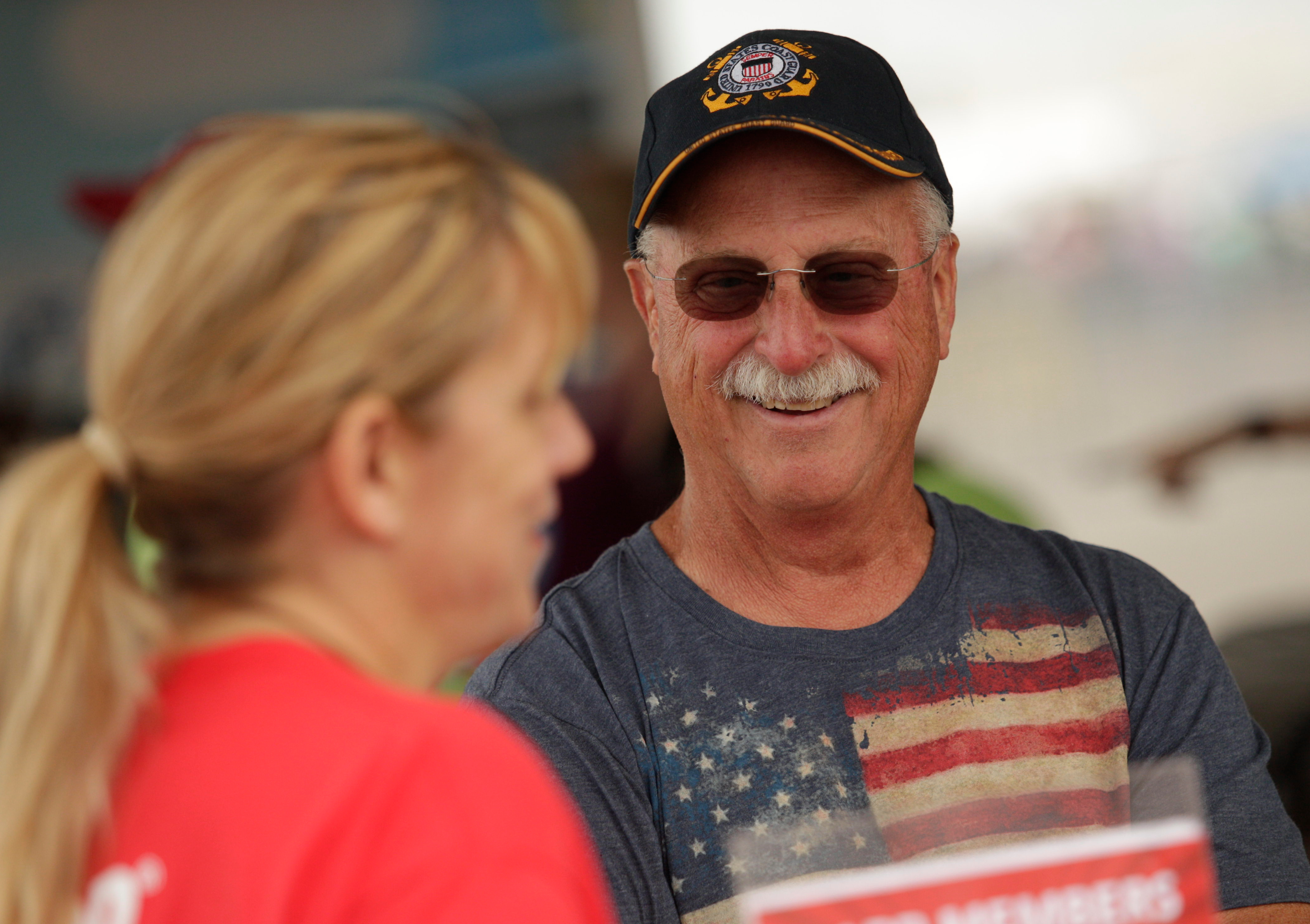 AARP hosts a Block Party event at MacDill AFB