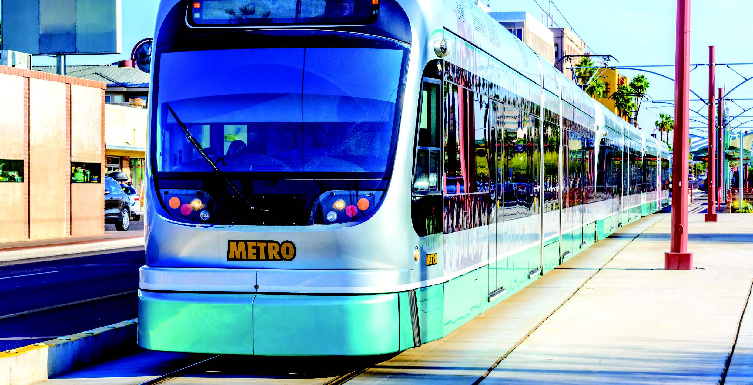 "Phoenix Don't Derail Light Rail! Vote ""No"" on Propositions 105 AND 106 August 27th"