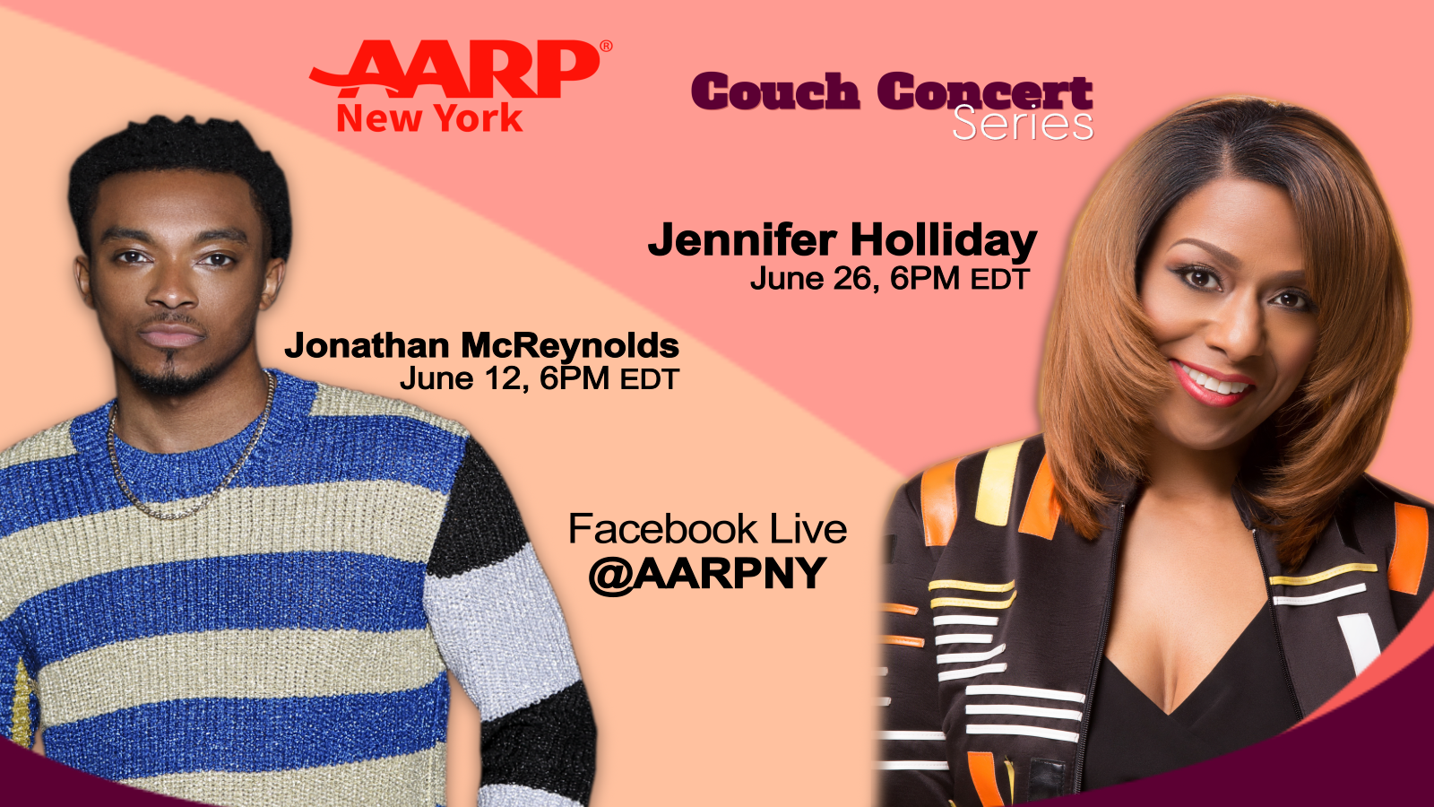 AARPNY Couch Concert