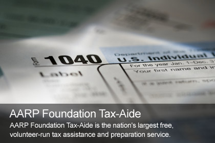 Tax Aide is recruiting for new volunteers!