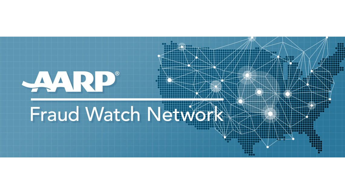 Stay Safe with AARP's Fraud Watch Network Resource Center!