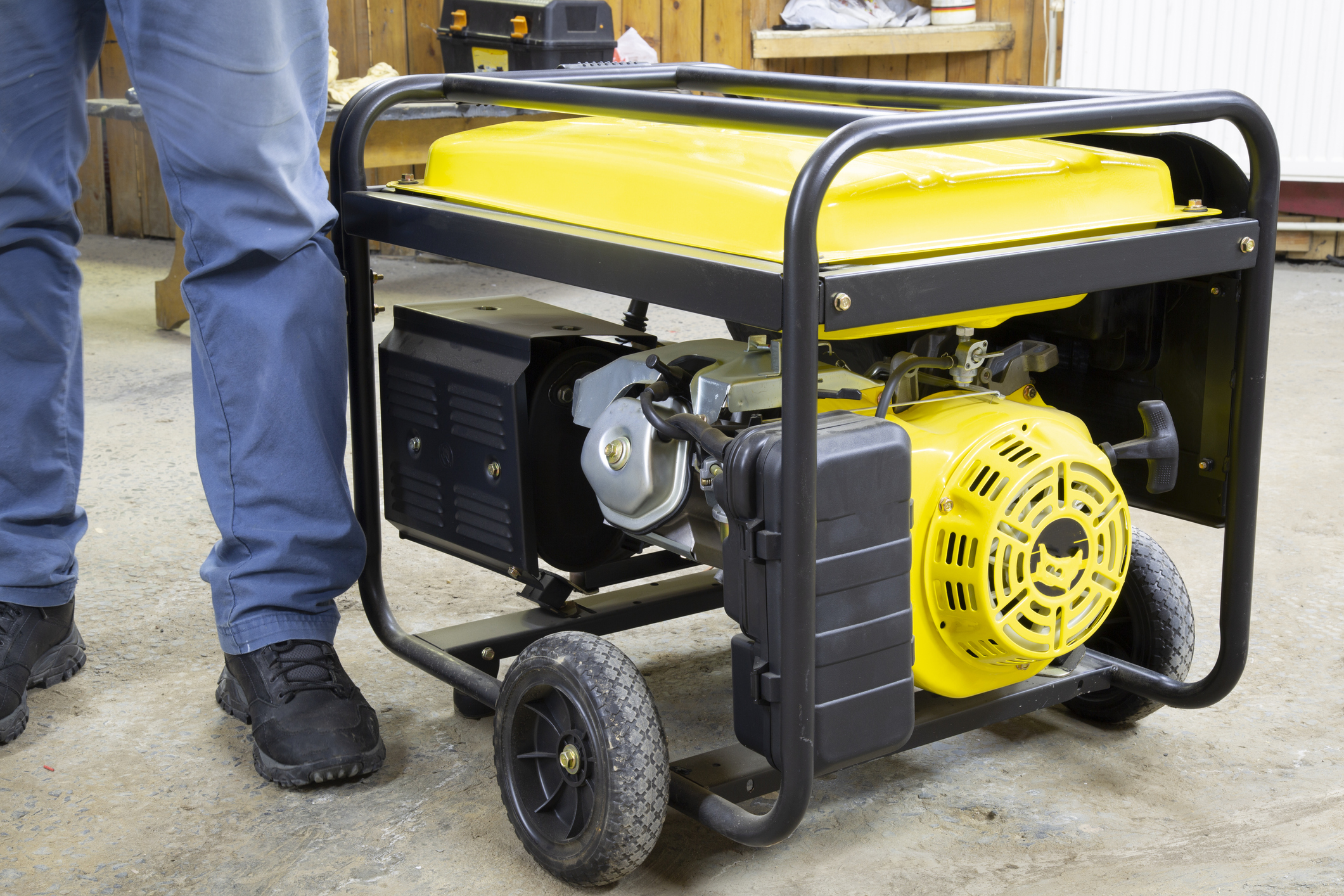 Gasoline Portable Generator