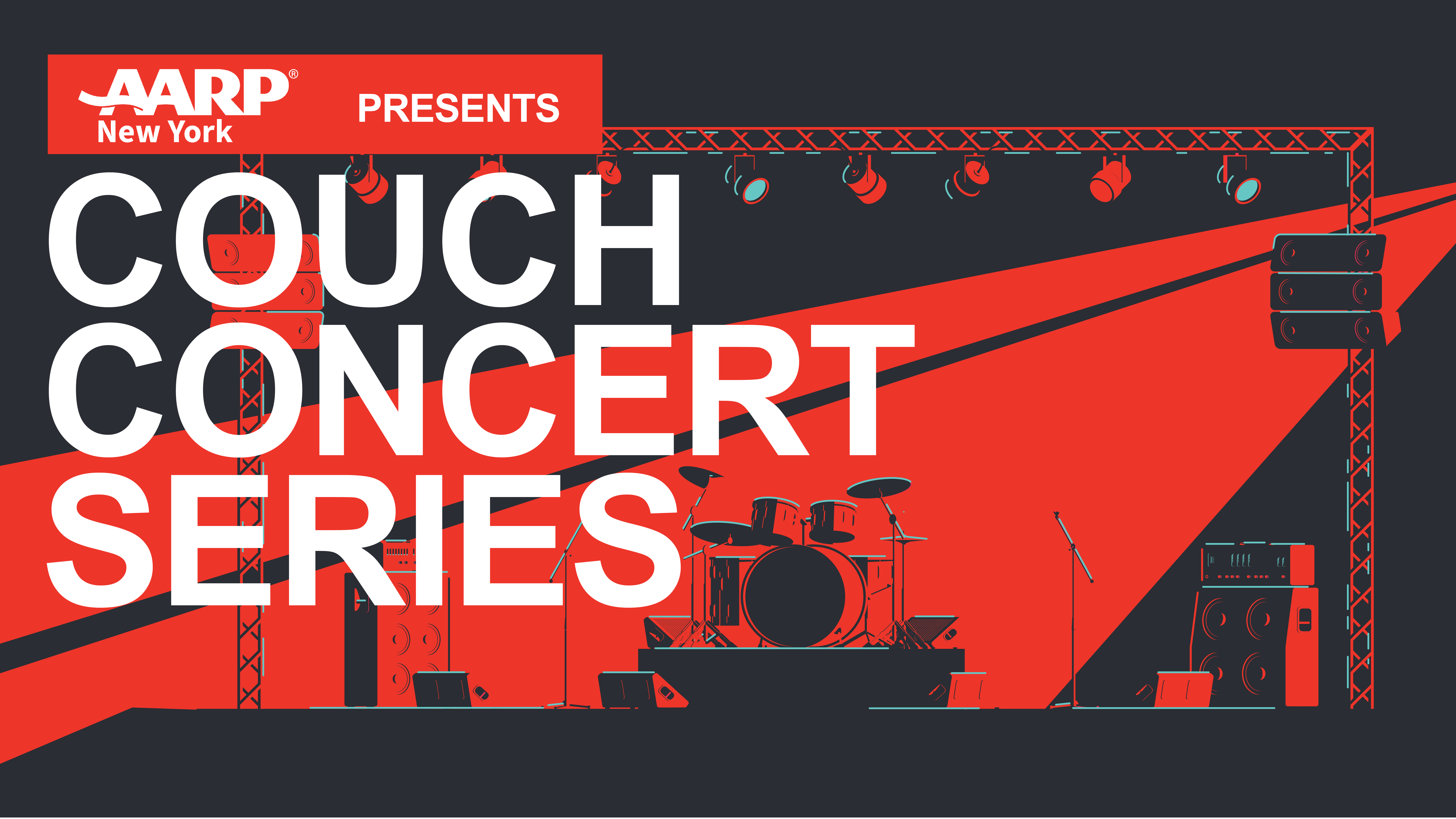 AARP NY Couch Concert Series