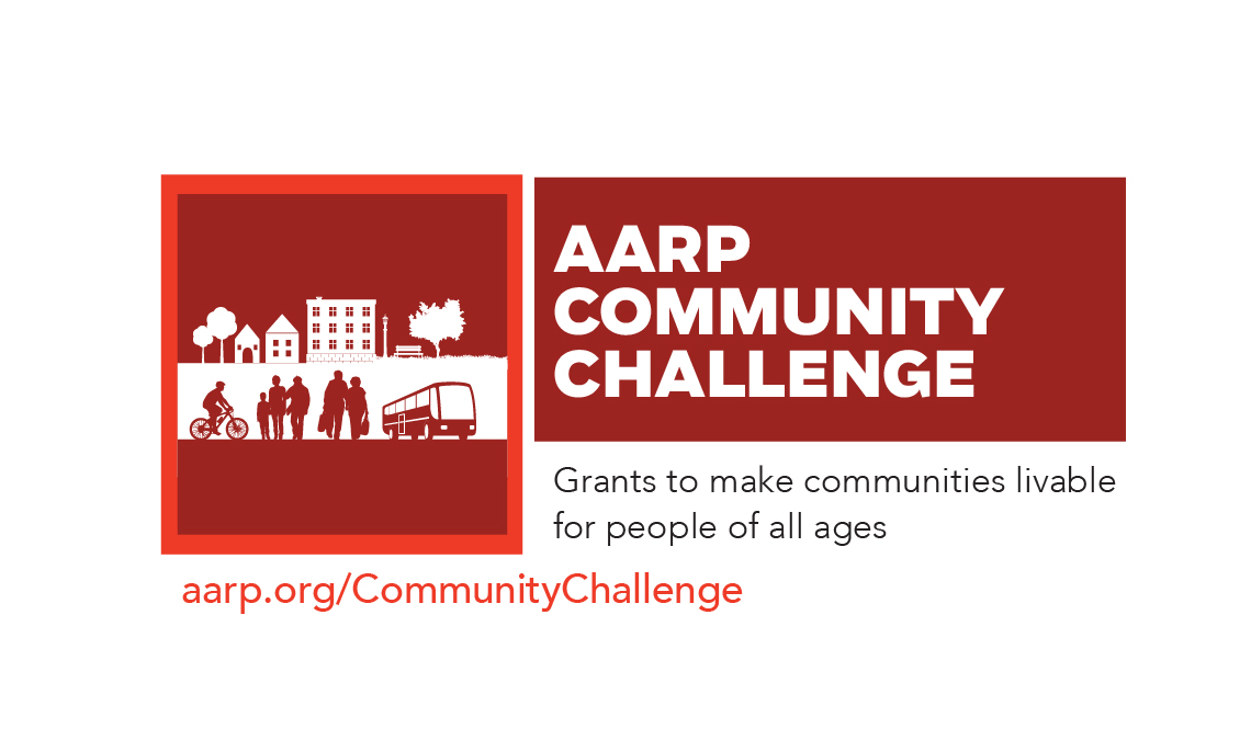 AARP Community Challenge Announces 159 Grantees,  