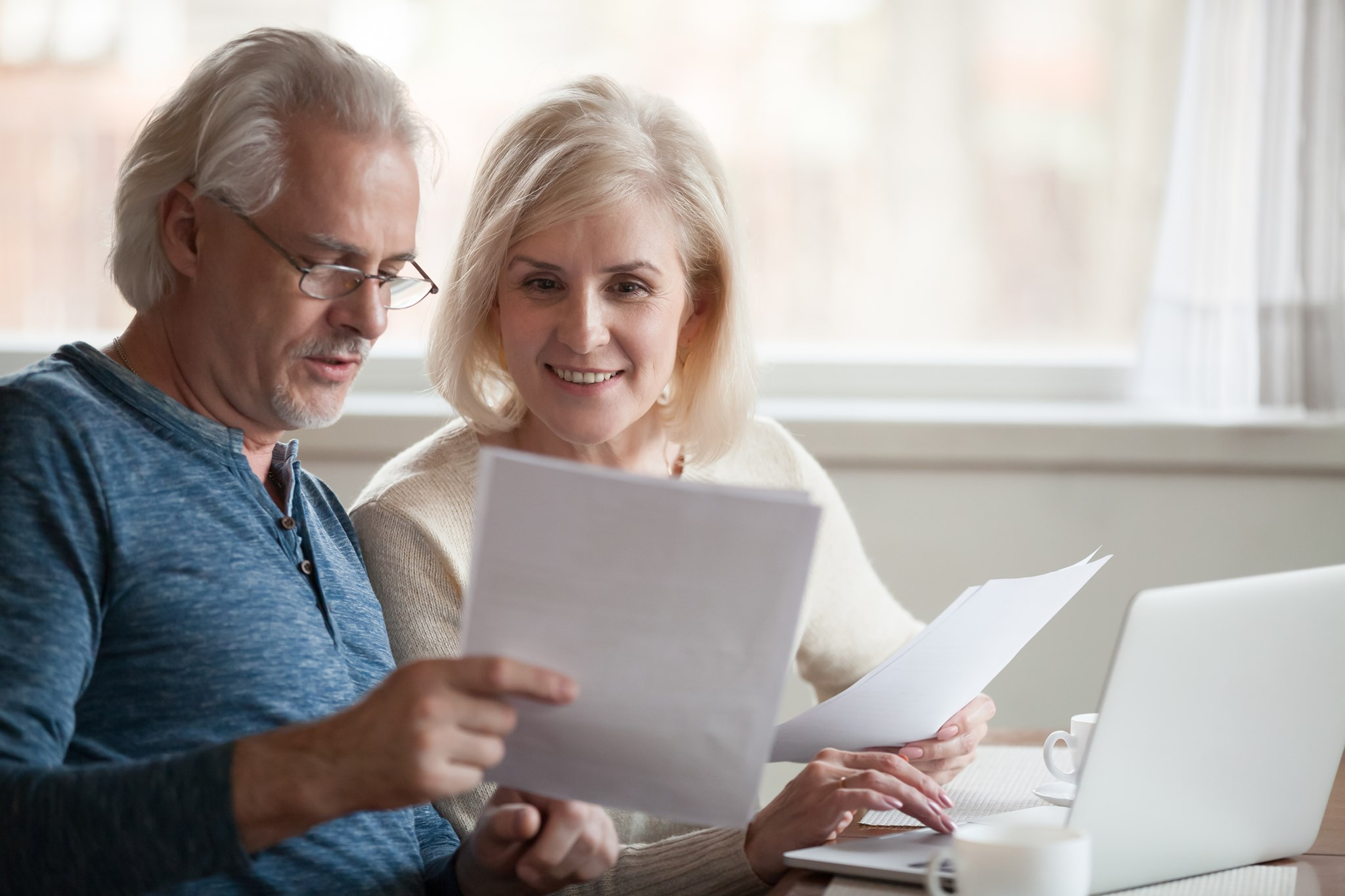 """Join us for """"Financial Basics for the 50-Plus"""" at Sherwood Regional Library"""