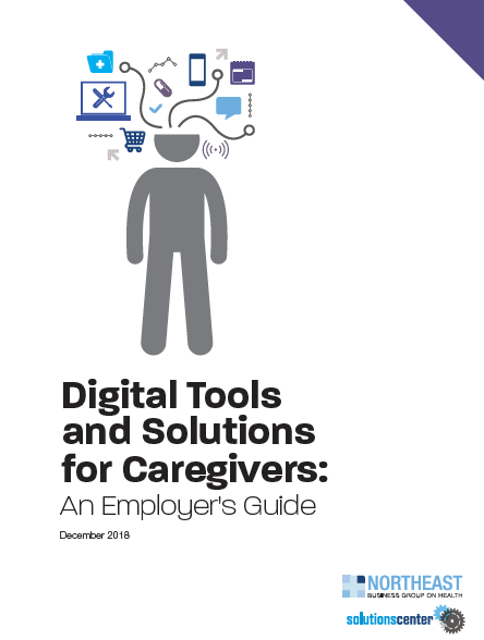 Employer's Guide Caregiver Tools Digital