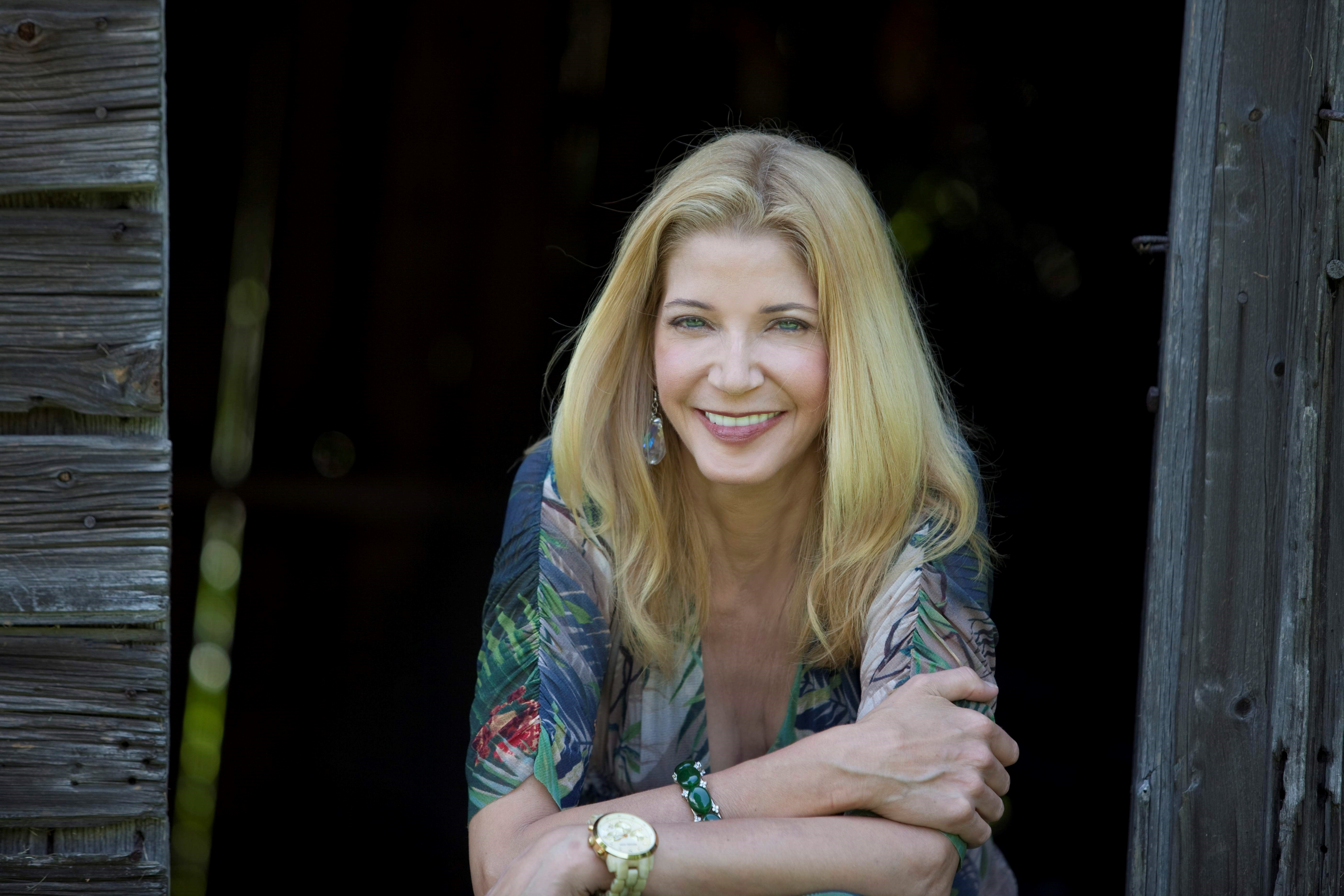 Sex and the City author Candace Bushnell Has Answers