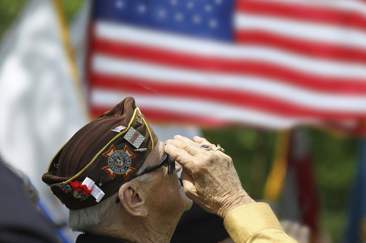 Are you a U.S. veteran? We want to hear from you