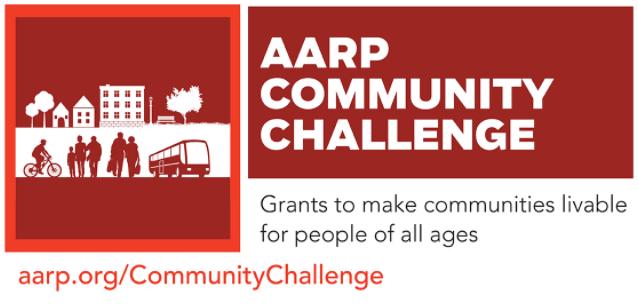 Logo AARP Community Challenge