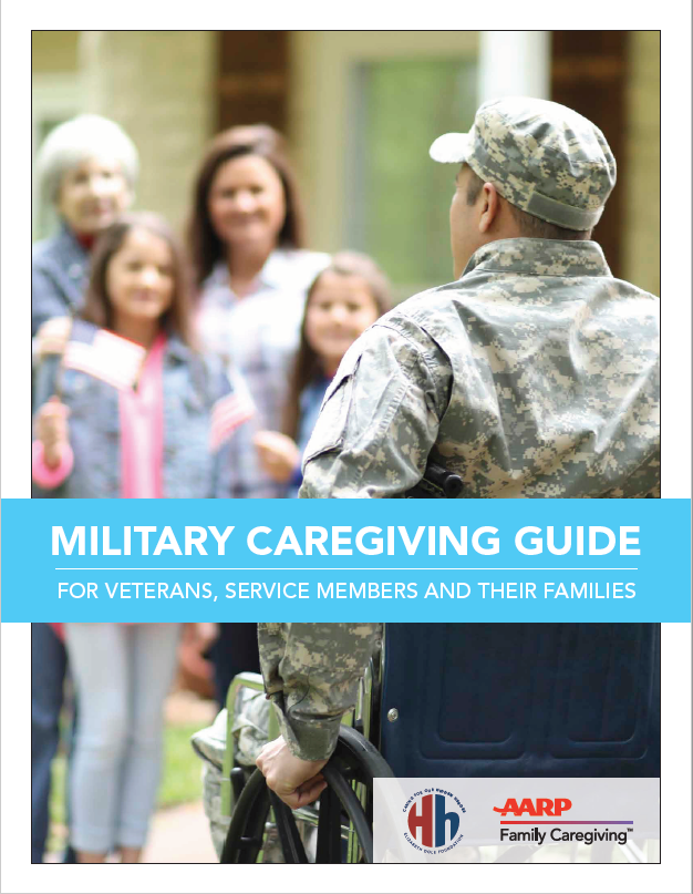 AARP Military Caregiving Guide Now Available