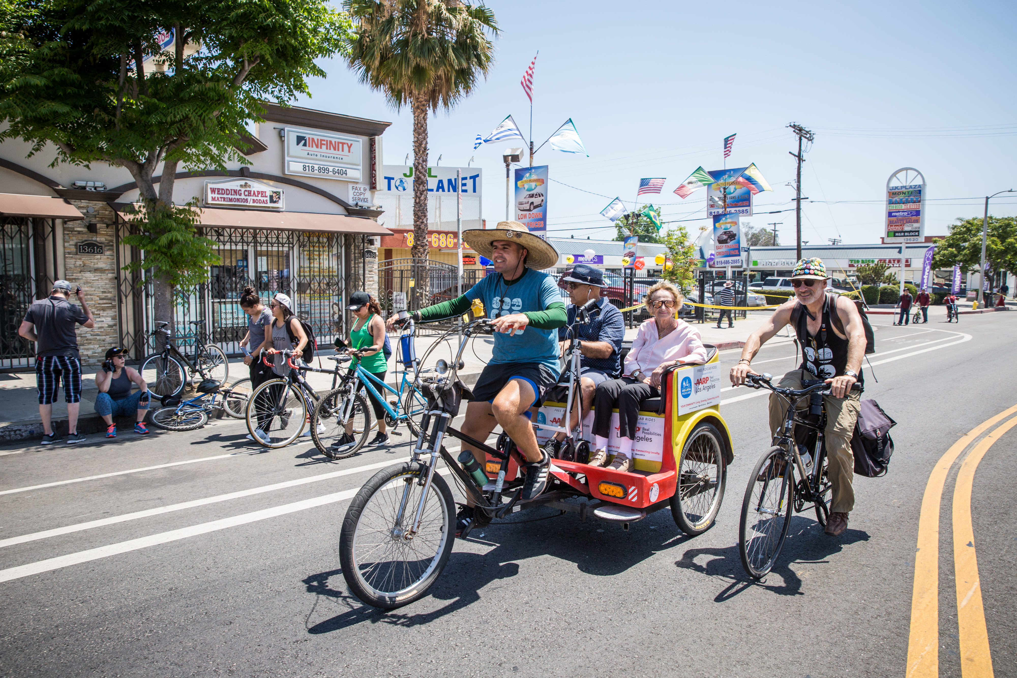 Join AARP at #VivaCalleSJ for an Open Streets Festival!