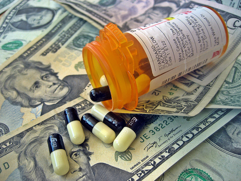 Rx Drug Prices are Skyrocketing