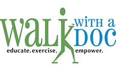 Walk with a Doc Exercise Program at Mason Mill Park