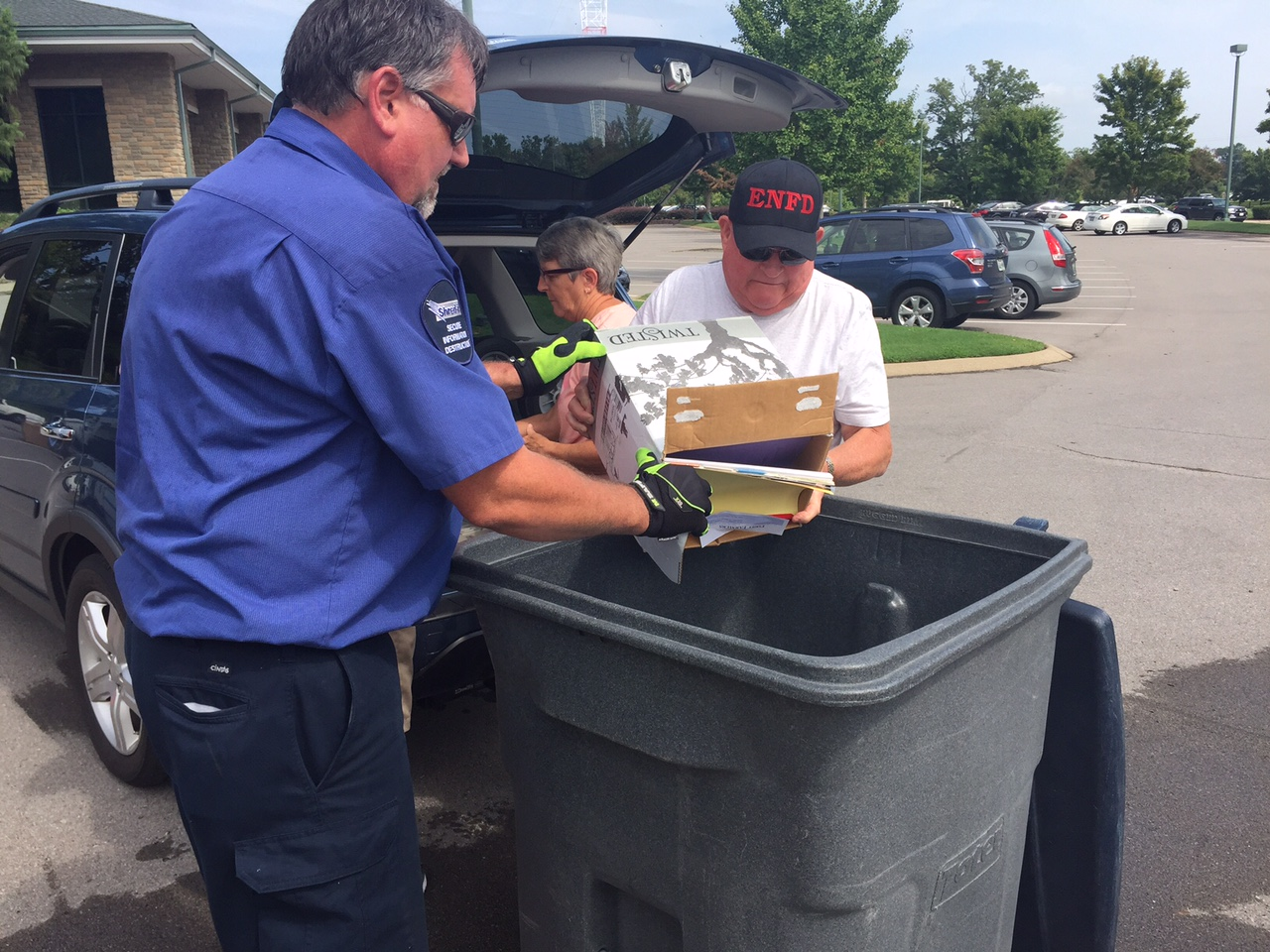 Free Shredding Event Coming to Jackson