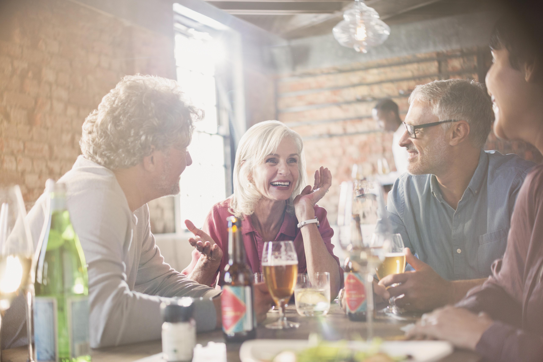 Beverages, Bites & Myth Busters