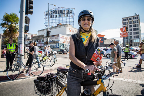 CicLAvia, Rider with Tap Card.jpg.png