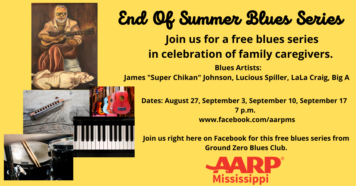 End Of Summer Blues Series