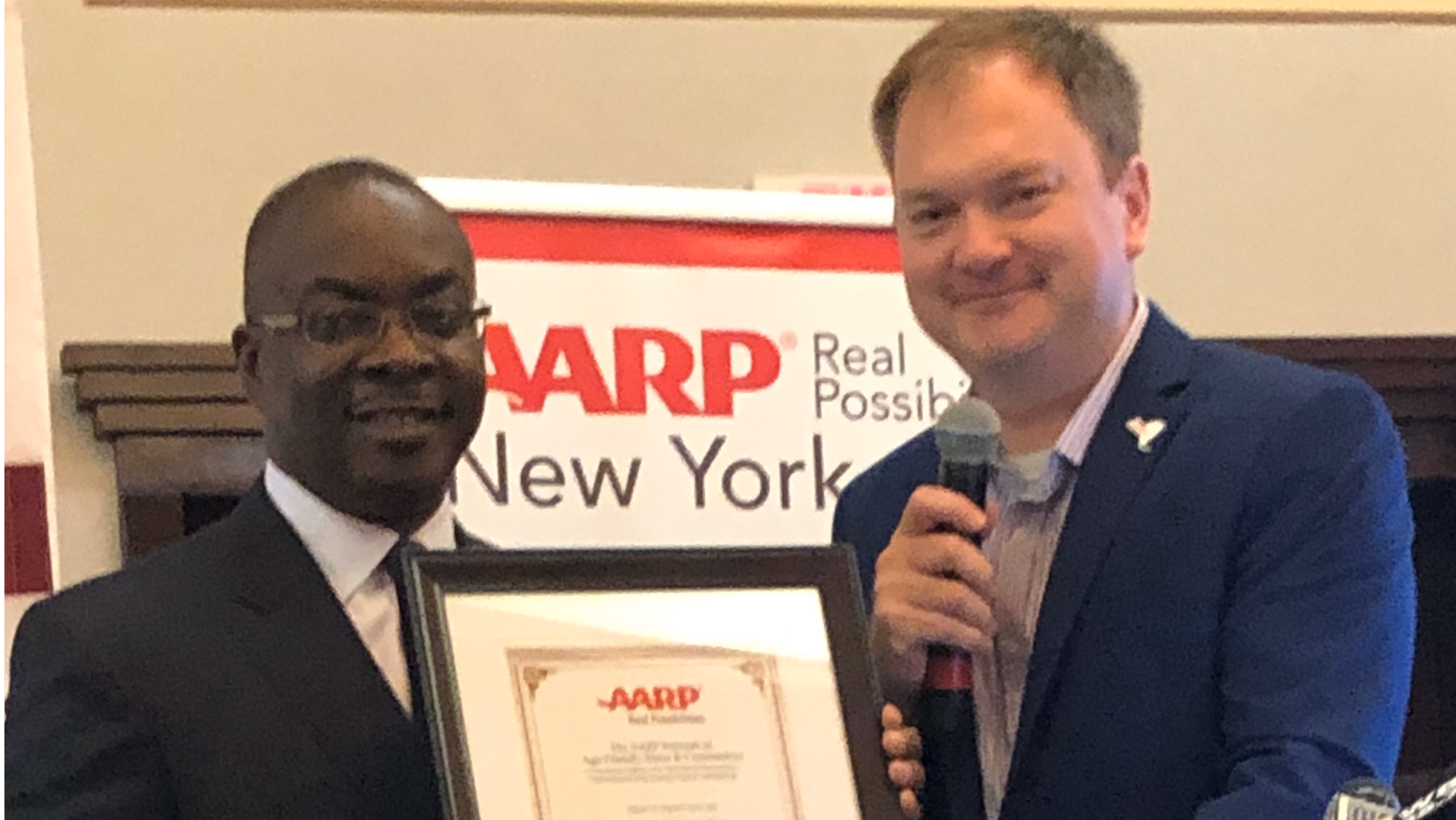 AARPNY hosts 3rd annual: Leading on Livability Summit in Buffalo, NY