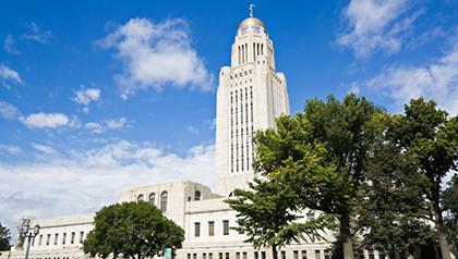 16455615-Nebraska capitol